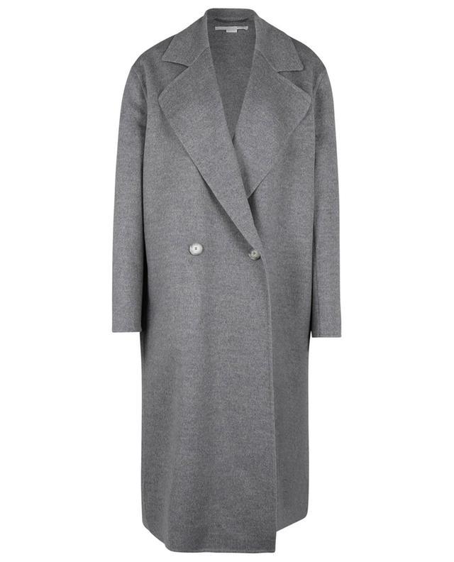 Manteau oversize en laine à boutonnage double Erika STELLA MCCARTNEY