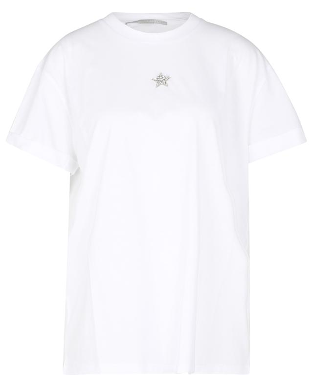T-shirt brodé de cristaux Ministar STELLA MCCARTNEY