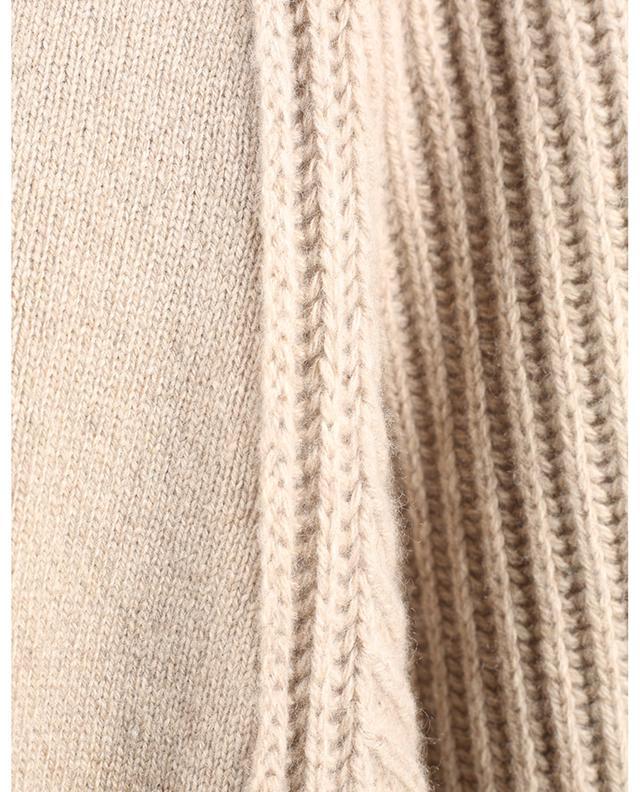 Pull raccourci en cachemire et laine Soft Details STELLA MCCARTNEY