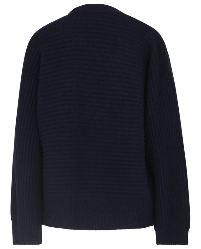 Cardigan ample en maille côtelée Soft Knit STELLA MCCARTNEY