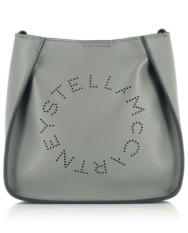 Sac porté croisé en cuir synthétique STELLA Logo Hobo Small STELLA MCCARTNEY