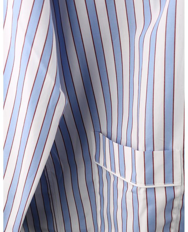 Pyjama en coton rayé Venezia ROBERTO RICETTI