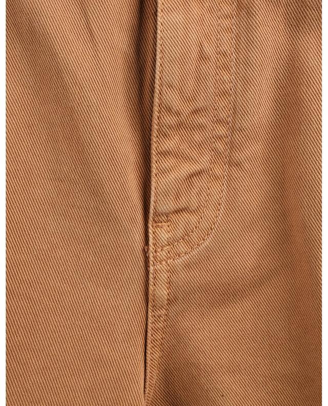 Jean large raccourci Portland Cinnamon Brown VICTORIA VICTORIA BECKHAM