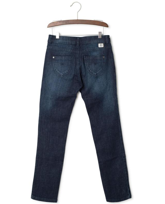 Slim fit jeans with pearls IKKS JUNIOR
