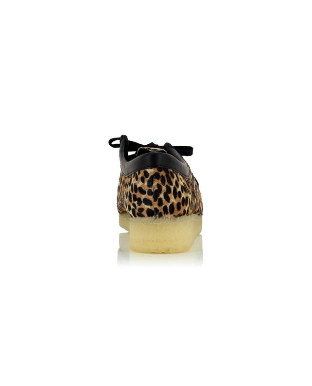 Mocassins imprimé léopard Wallabee CLARKS