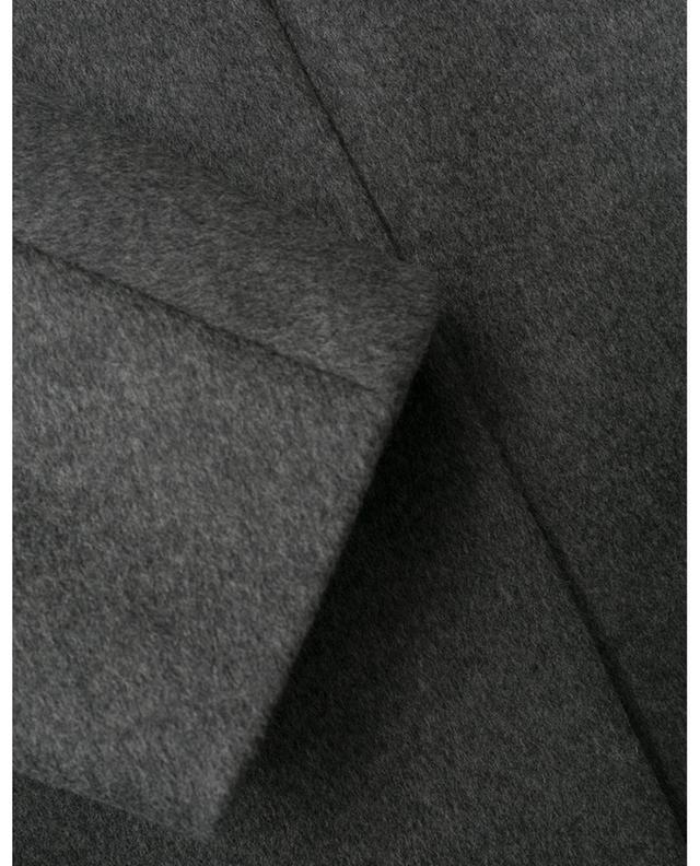 Manteau trapèze en laine vierge et cachemire Greta BONGENIE GRIEDER