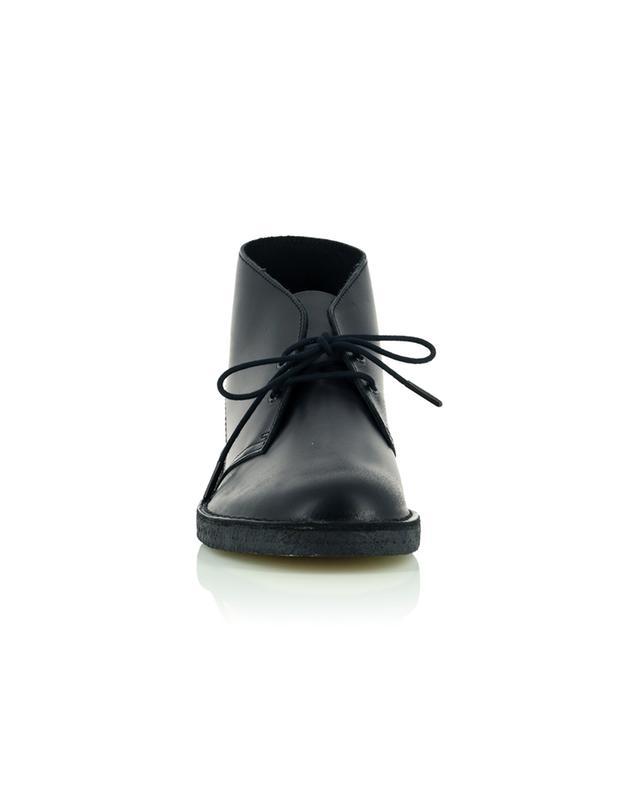 Chaussures classiques à lacets en cuir lisse Desert Boot CLARKS ORIGINALS
