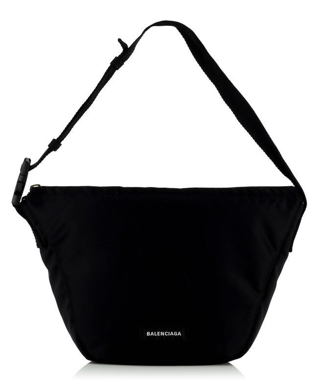 Sac porté épaule en nylon recyclé Oversized Sling BALENCIAGA