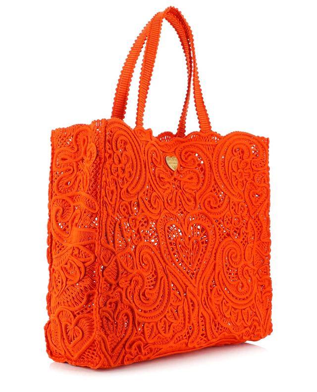 Grand sac cabas en dentelle Beatrice DOLCE & GABBANA
