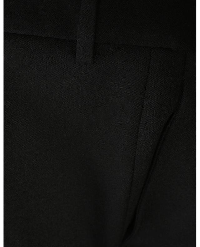 Pantalon large en laine ERMANNO SCERVINO