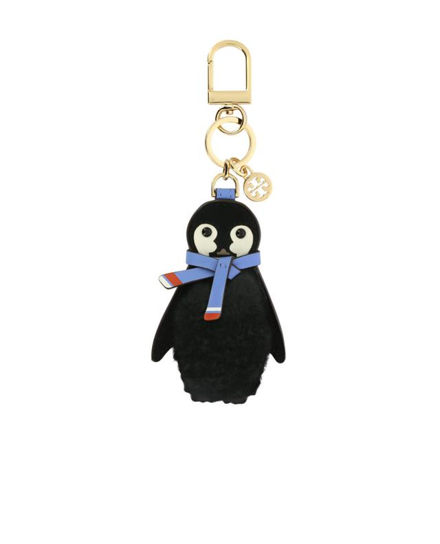 Porte-clefs Pete Le Pingouin TORY BURCH