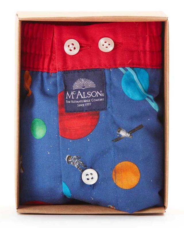 Caleçon imprimé Planets MC ALSON