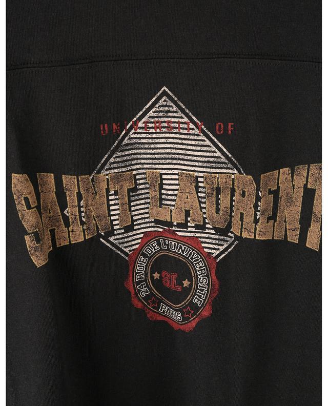 T-shirt imprimé University of Saint Laurent SAINT LAURENT PARIS