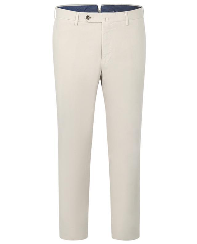 Pantalon en coton et cachemire Slim Fit PT TORINO