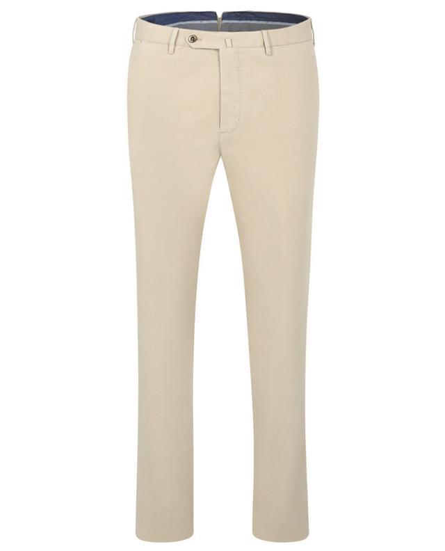 Pantalon chino en coton mélangé Superslim Fit PT TORINO
