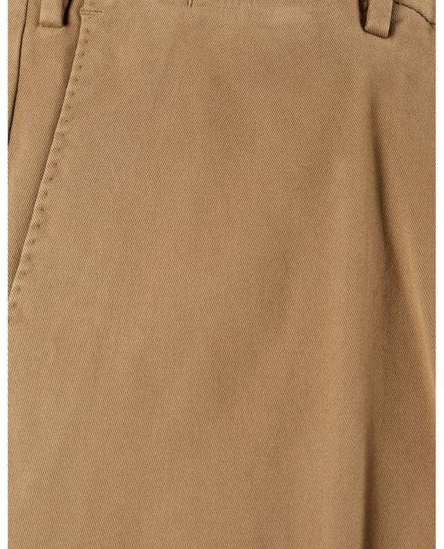 Pantalon en modal et coton Super Slim PT TORINO