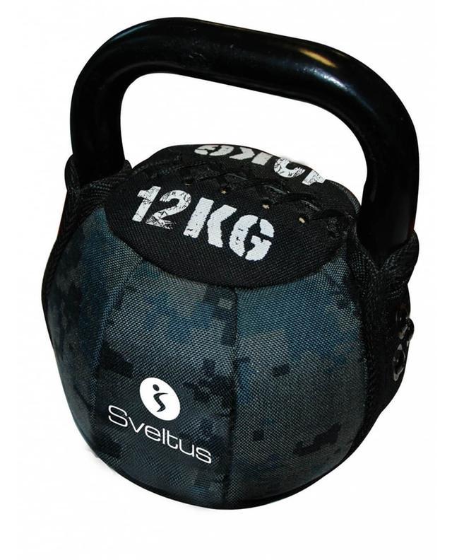 Soft kettlebell 12 kg SVELTUS