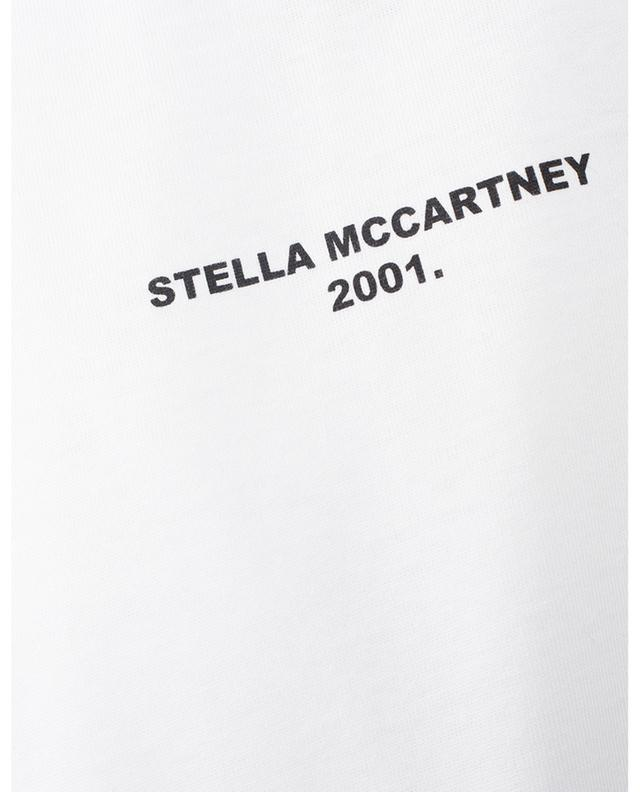 T-shirt ample en coton biologique STELLA 2001. STELLA MCCARTNEY