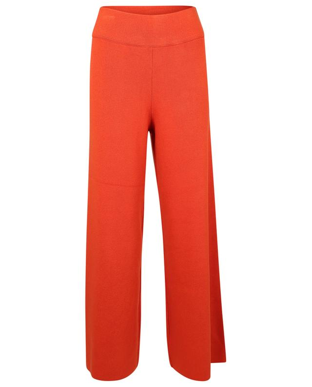 Pantalon large en maille Conformist Bis VALENTINE WITMEUR
