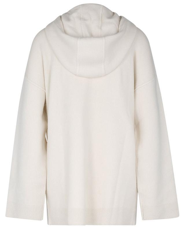 Veste zippée à capuche Lucille LISA YANG