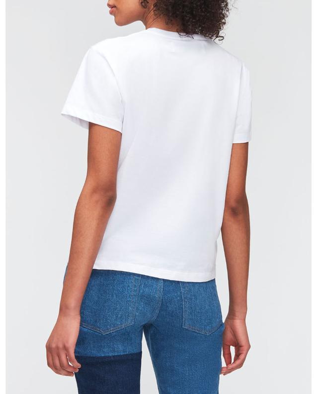 T-shirt à manches courtes en jersey imprimé reM'Ade x 7FAM 7 FOR ALL MANKIND