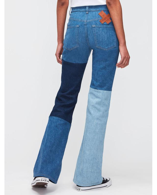 Jean bootcut Indigo Shades reM'Ade X 7FAM 7 FOR ALL MANKIND