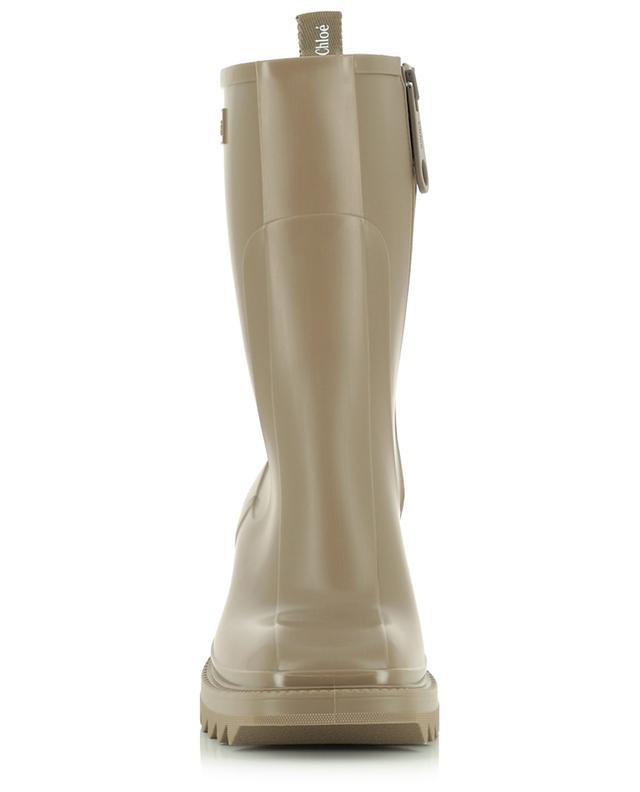 Bottines de pluie en PVC Betty CHLOE