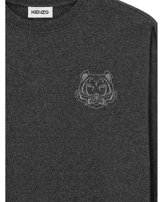 T-shirt à manches longues brodé tigre RE/KENZO KENZO