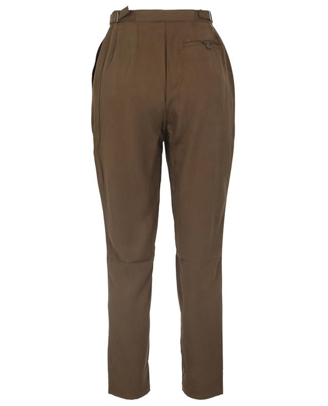 Pantalon carotte à pinces PRINCESS