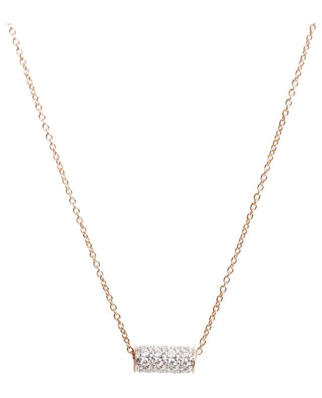 Collier en or et diamants Straw Diamond GINETTE NY