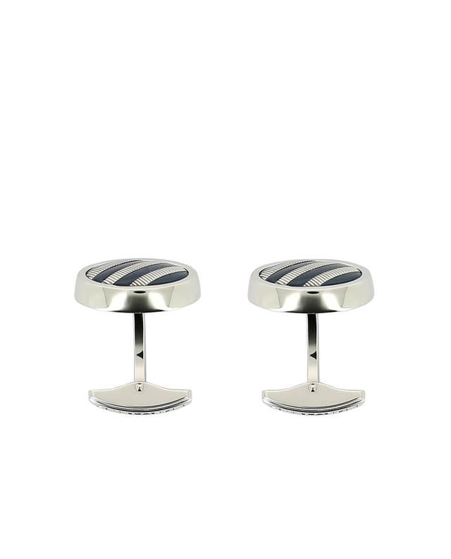 Montblanc edition cuff links black a22491