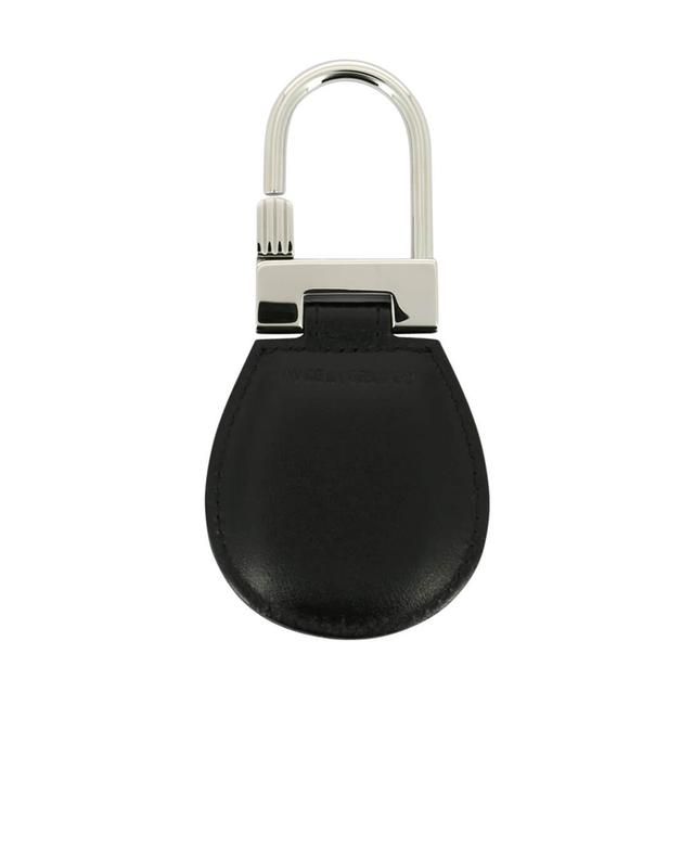 Montblanc meisterstück key ring black a22496