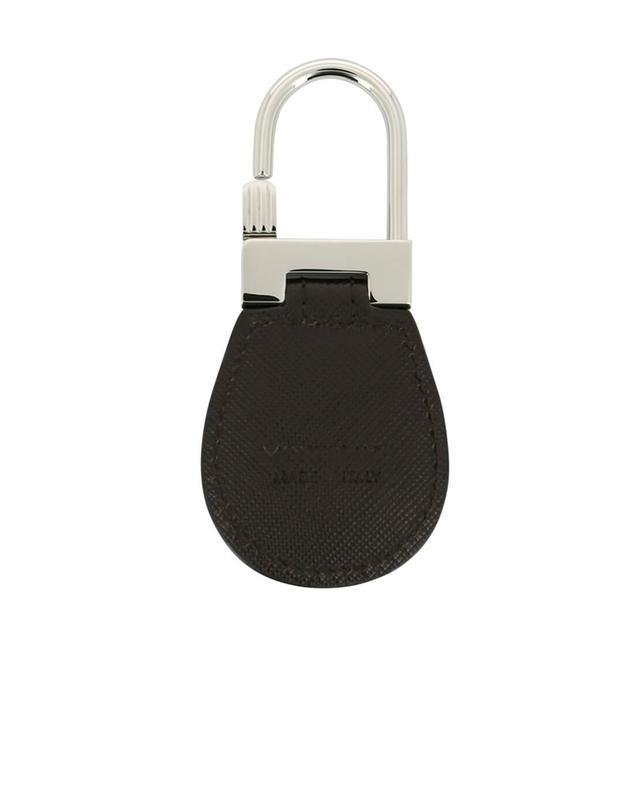 Montblanc sartorial key ring brown a22500