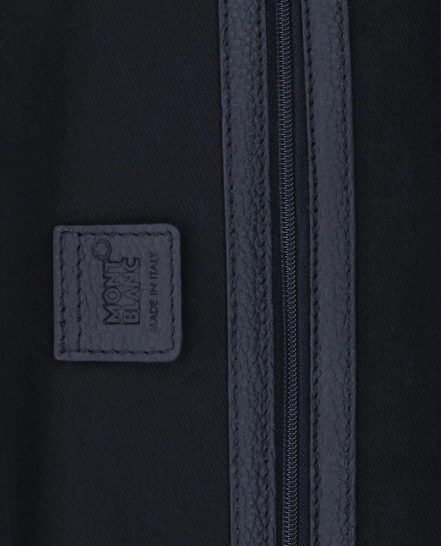 Porte-documents en cuir grand modèle Meisterstück Soft Grain MONTBLANC