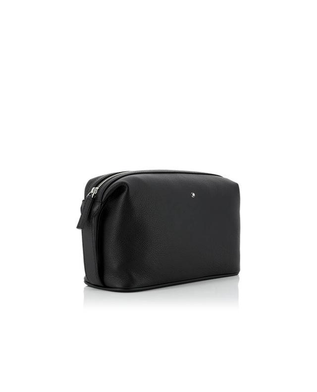 Meisterstück Soft Grain leather toiletry bag MONTBLANC
