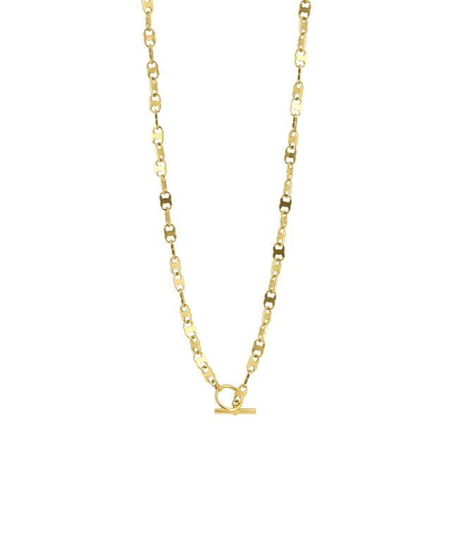 Halskette aus Messing mit Schlüsseln TORY BURCH