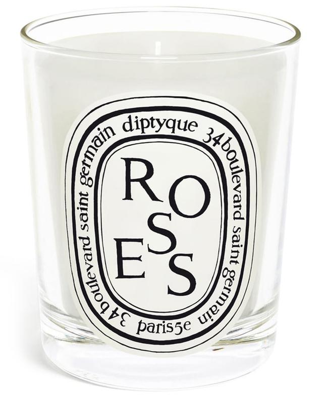 Bougie parfumée Roses DIPTYQUE