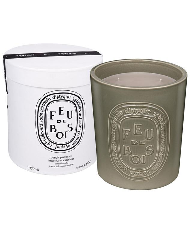 Feu de Bois interior and exterior scented candle - 1500 g DIPTYQUE