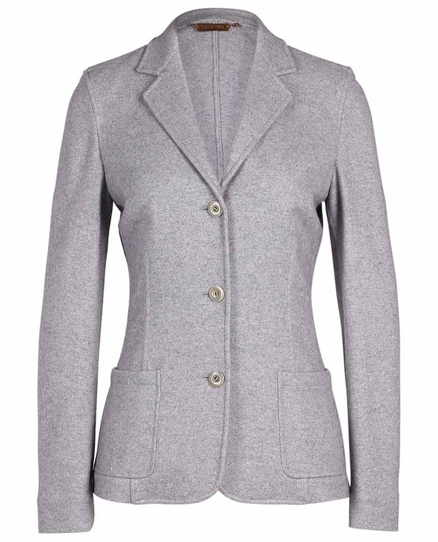 Cashmere and silk blend blazer COLOMBO