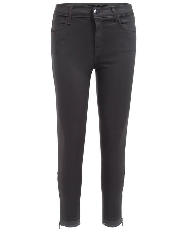 J brand jean slim enduit bordeaux a24850