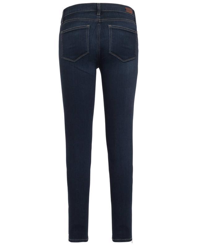 Jane zip slim fit jeans PAIGE