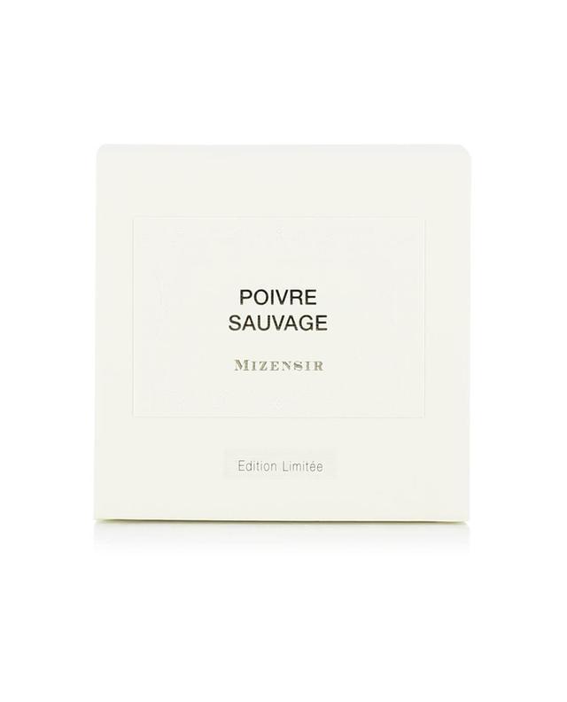 Bougie parfumée Poivre Sauvage MIZENSIR