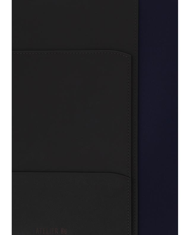 Leather agenda cover ATELIER BG