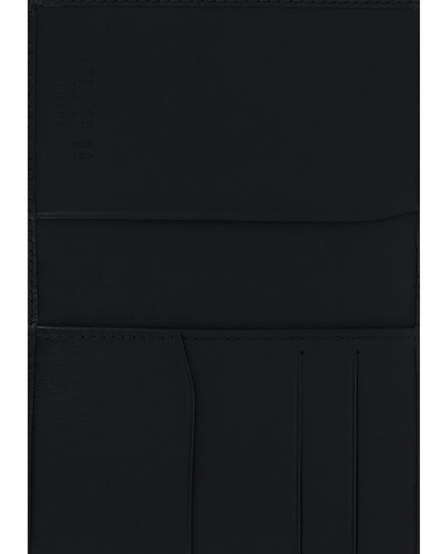Porte-cartes en cuir ATELIER BG