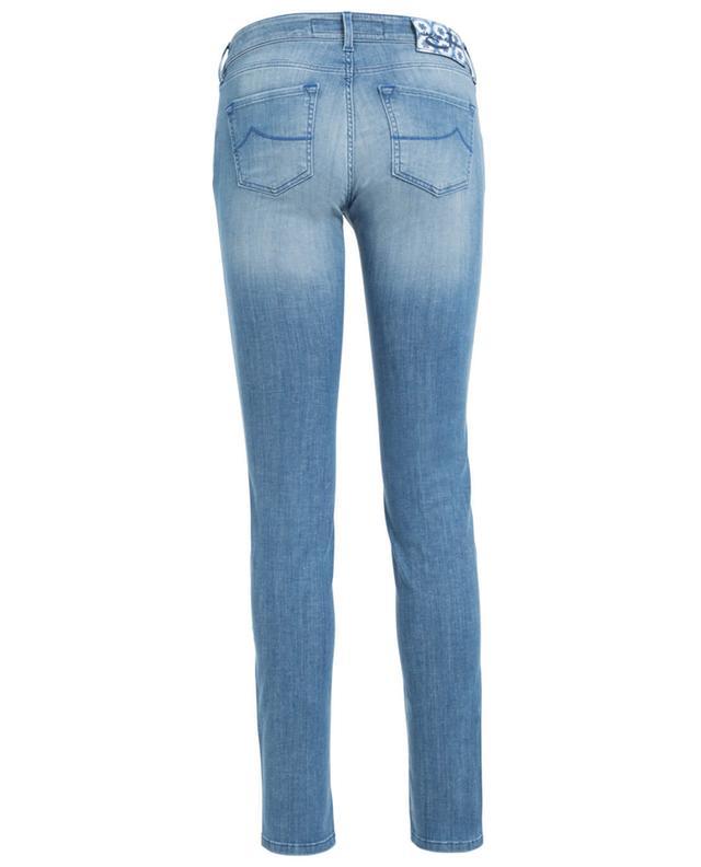 Verwaschene Jeans in gerader Passform JACOB COHEN