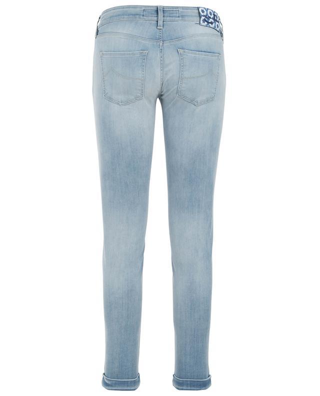 Jean skinny en coton mélangé JACOB COHEN
