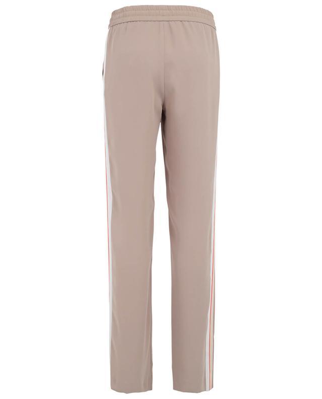 Pantalon droit en crêpe RAFFAELLO ROSSI