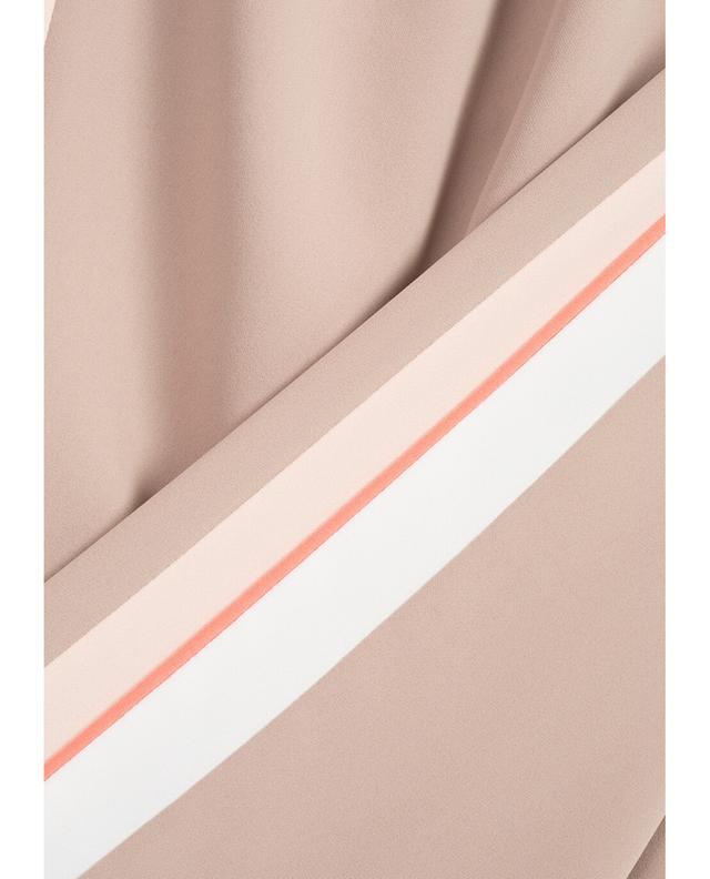 Gerade geschnittene Hose aus Krepp RAFFAELLO ROSSI