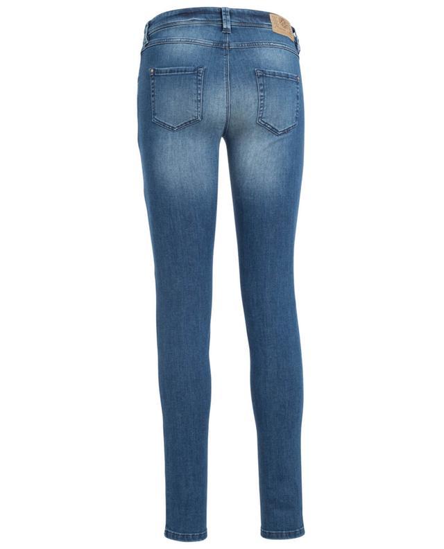 Skinny fit jeans in light wash RAFFAELLO ROSSI