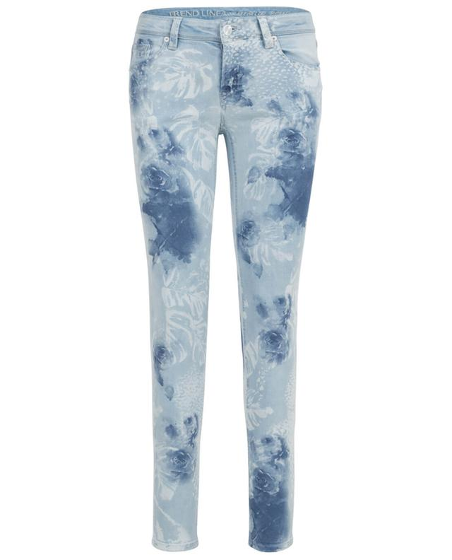 Jeans Slim-Fit mit Print RAFFAELLO ROSSI